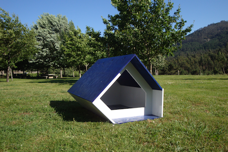 insulated outdoor dog house